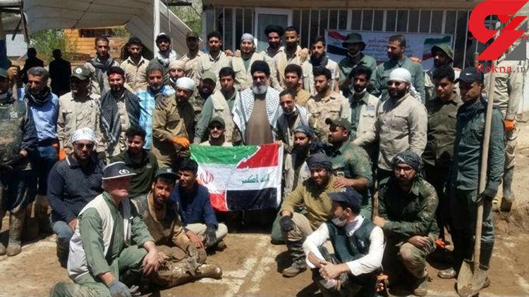 ماجرای درگیری مردم بندر ریگ با نیروهای حشدالشعبی عراق!