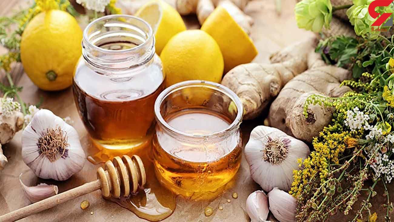 درمان های عسلی برای سلامت تنفس شما