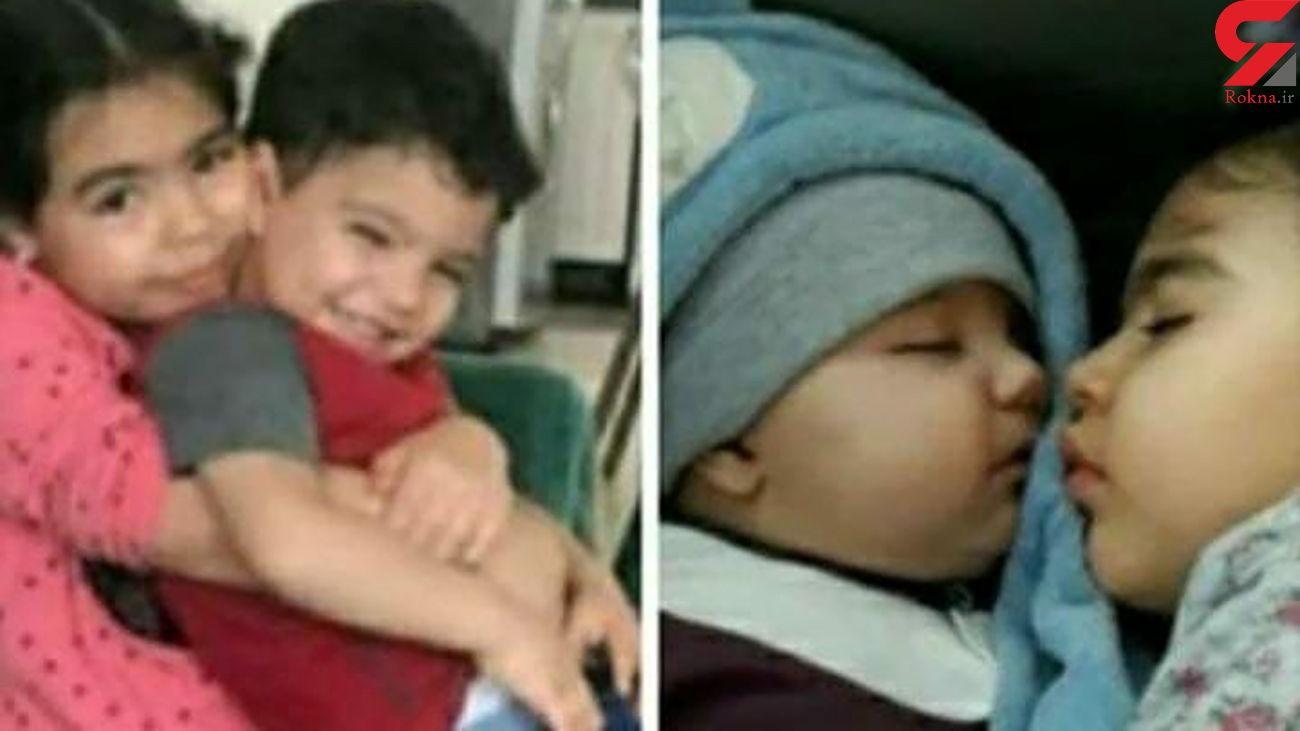 جزئیات مرگ معمایی 2 کودک گیلانی با خوردن کالباس / پدر داغدار افشا کرد + عکس