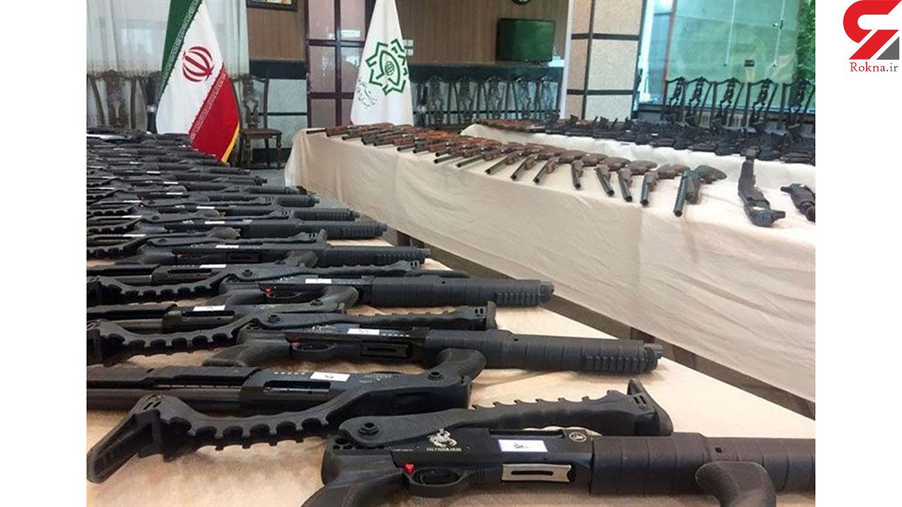 مخوف ترین تجهیزات جنگی در مرکز ایران چه رازی داشتند؟! + عکس