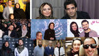 مشهورترین بازیگران و هنرمندانی که با یکدیگر  ازدواج کرده اند! + تصاویر