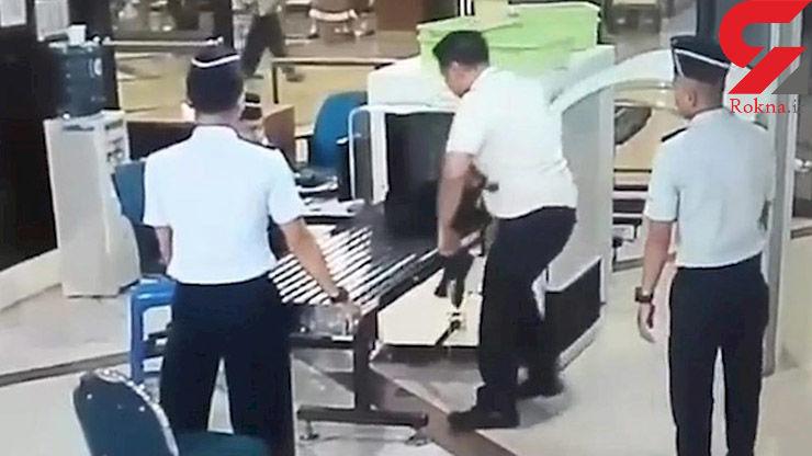 خلبان مست هواپیما قبل از پرواز همه مسافران را فراری داد!+ گزارش تصویری