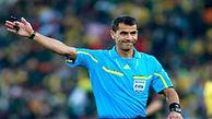 ایرماتوف، داور بازی برگشت فینال آسیا شد