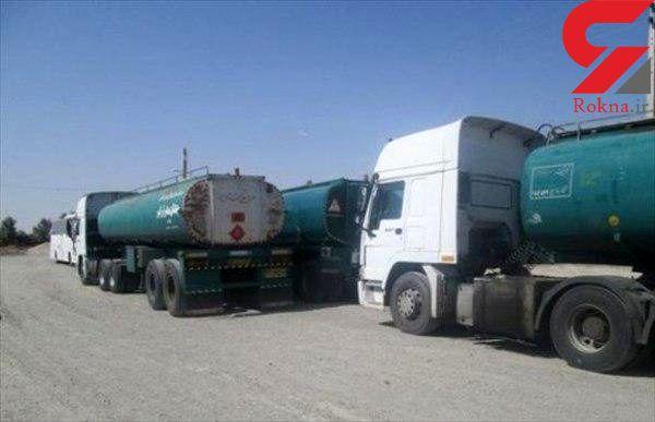 محکومیت یک میلیاردی قاچاقچیان سوخت و کشف ۴۴ هزار لیتر نفت گاز