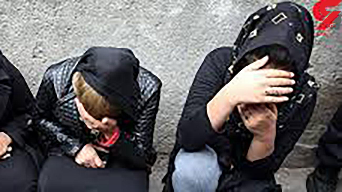 ماموریت شرم آور 3 زن در باند شیطان گرگان + جزییات و عکس