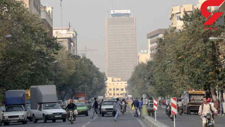 تلاش شبکه اماراتی برای سیاسی کردن بوی بد تهران!