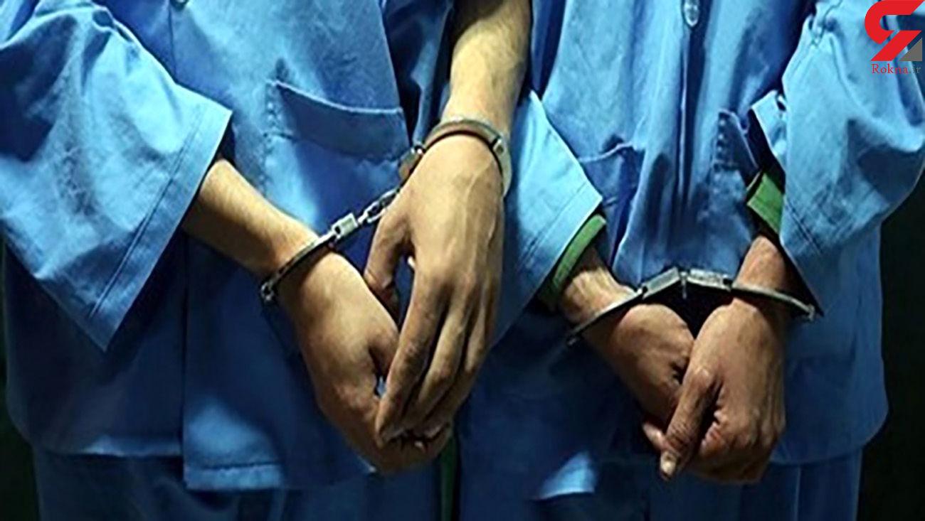 این 4 مرد مسافر شیشه و هروئین قورت میدادند / در اصفهان رخ داد