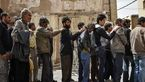 دستگیری معتادان متجاهر در بوکان