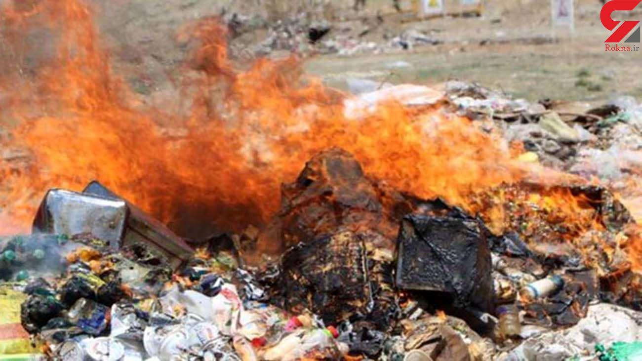 انهدام بیش از 40000 کیلوگرم موادغذایی در جنوب غرب خوزستان