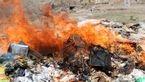 بیش از 2 تن مواد مخدر در بوشهر امحا شد