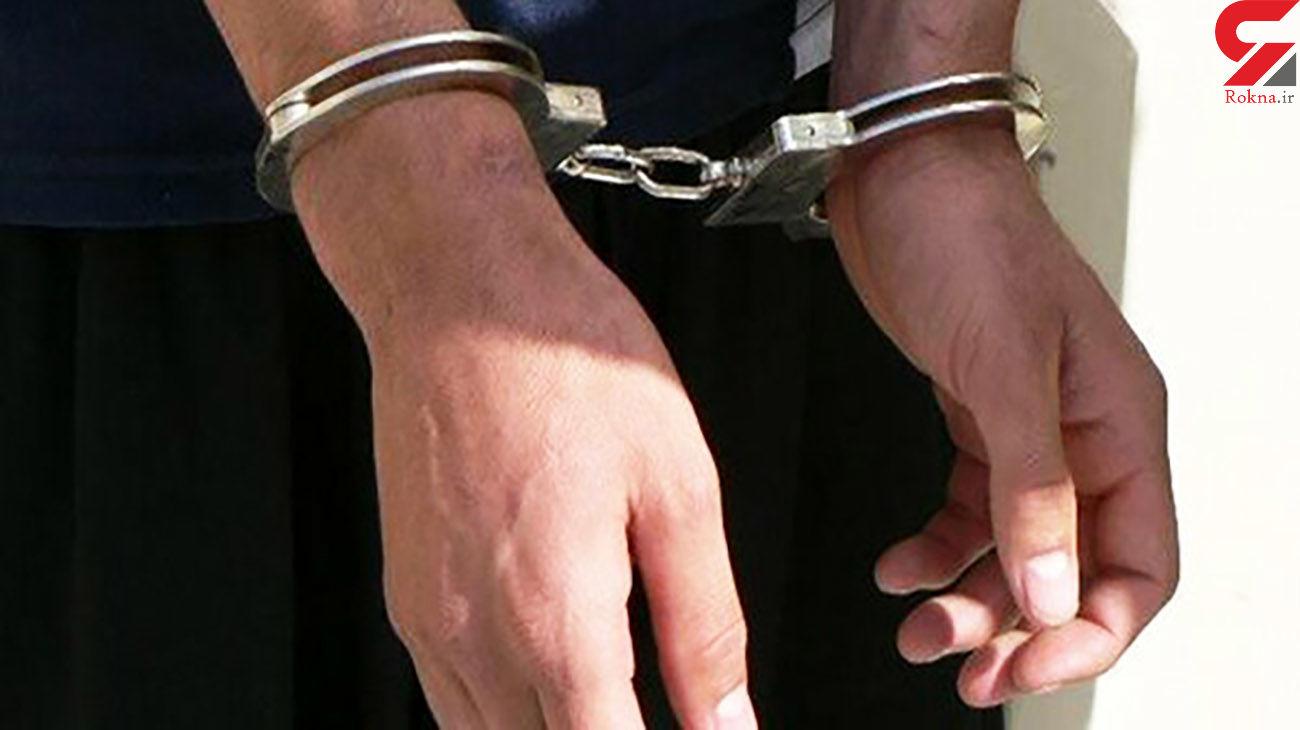دستگیری سارق قطعات موتورسیکلت در یزد