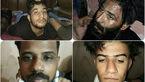رهام دختر اغتشاش گر تحت تعقیب / این 4 مرد در شهر مرزی چه کردند + عکس بدون پوشش