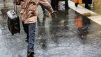 بارش باران در تهران شدیدتر میشود