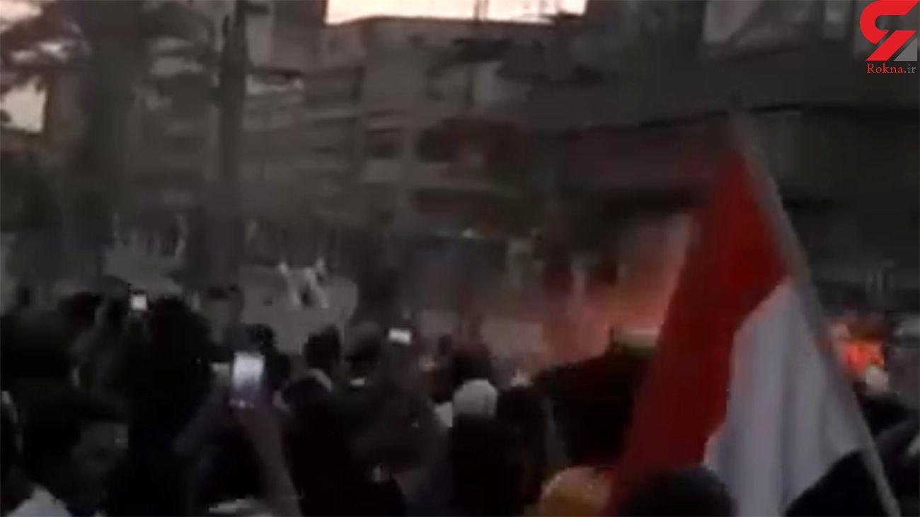 5 کشته در انفجار جسمی ناشناخته در میدان التحریر + فیلم