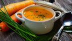 سوپ بخورید، لاغر شوید!