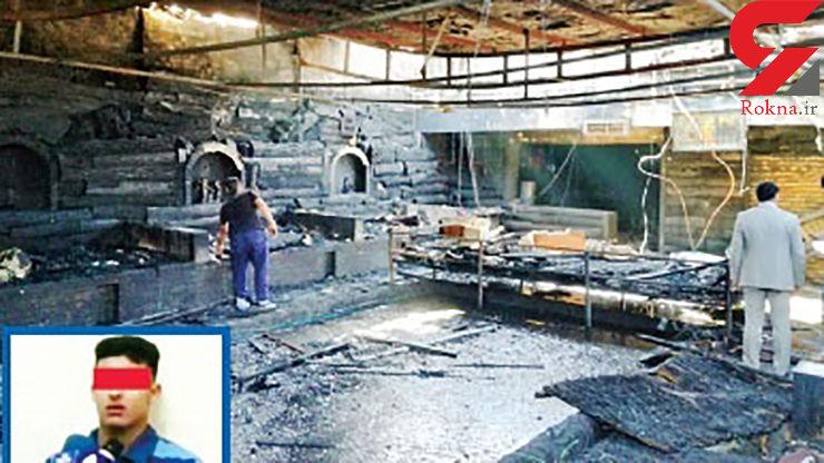 آنسوی سکه قتل عام آتشین قهوه خانه اهواز / نباید درگیری طایفه ای پیش آید + عکس