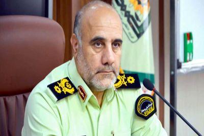 تشریح عملکرد پلیس پایتخت در سال 99 از زبان سردار رحیمی