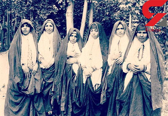 زنان معروف قاجار را ببینید+ تصاویر