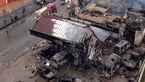 26 شهید و زخمی در انفجار حله عراق/ سرکنسول ایران در کربلا شهادت چند ایرانی را تایید کرد + عکس محل انفجار