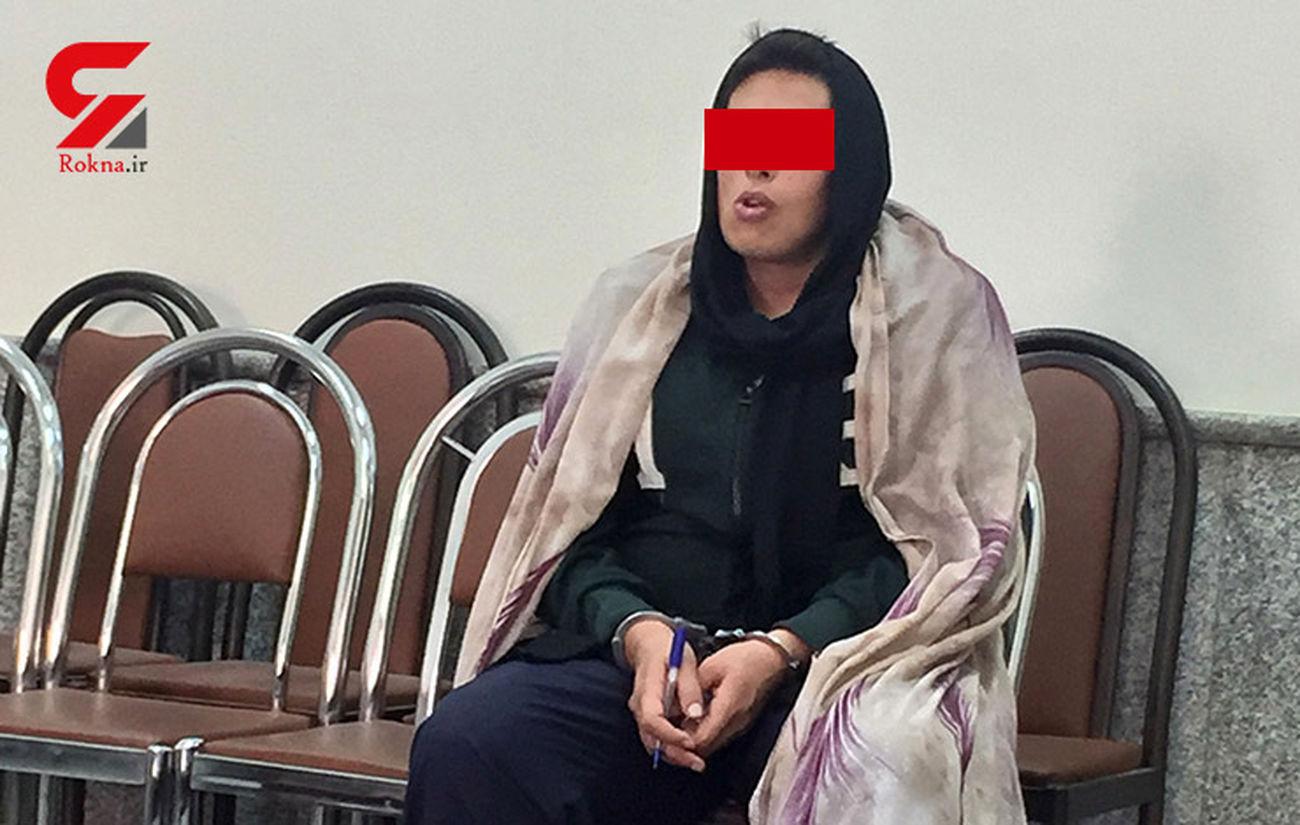 آتوسا با لباس پسرانه به تهران آمد اما ...+ فیلم و عکس