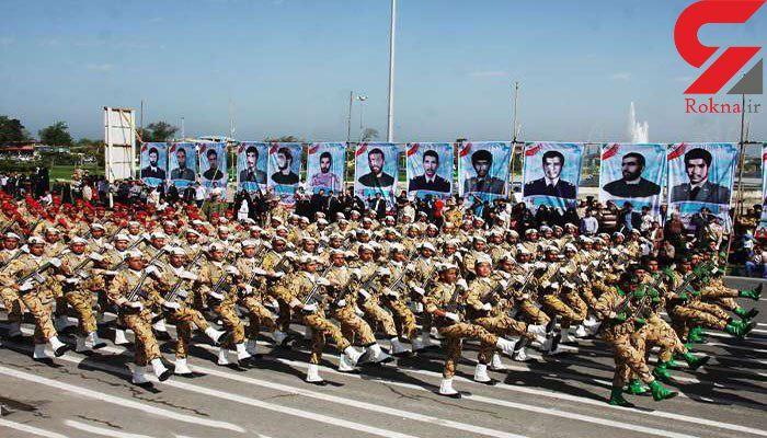 ارتش و سپاه از آرمانهای انقلاب حراست و حفاظت میکنند