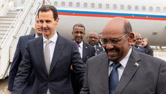 اولین سفر رسمی یک رئیس جمهور به سوریه بعد از 8 سال + عکس