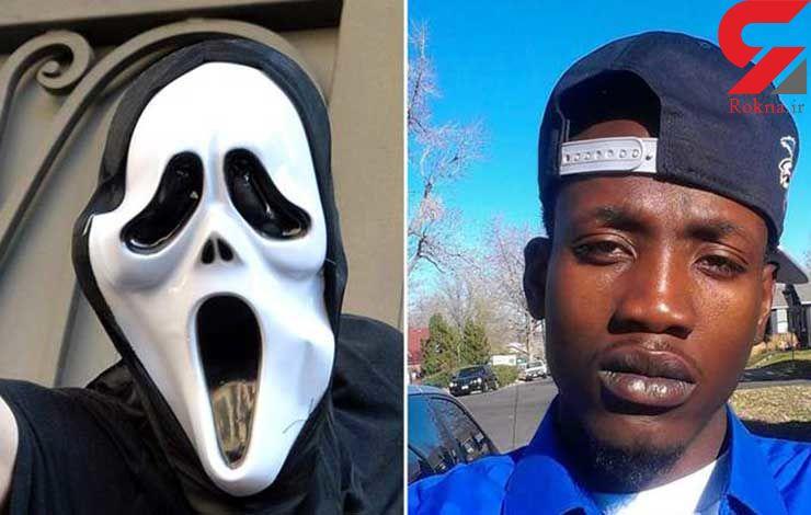 دزدی از بانکها با ماسک بازیگر فیلم «جیغ»