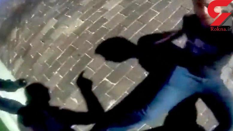 دردسر برای 2 پلیس بی رحم / جنجال در رسانه های فلوریدا+ فیلم
