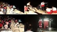 مرگ تلخ جوان 20 ساله بوشهری / تلاش برای یافتن جسد + عکس