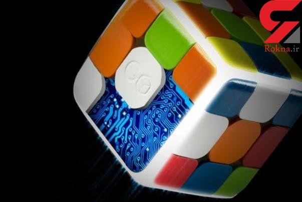 ساخت مکعب روبیک دیجیتال با قابلیت نصب روی تلفن همراه