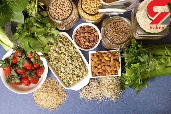 اهمیت غذاهای فیبردار در سلامتی