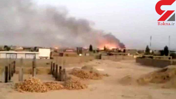 46 کشته و زحمی در حمله گروهی طالبان به شهر غزنی/ ساختمان تلویزیون ملی حریق و یک کارمند آن کشته شد