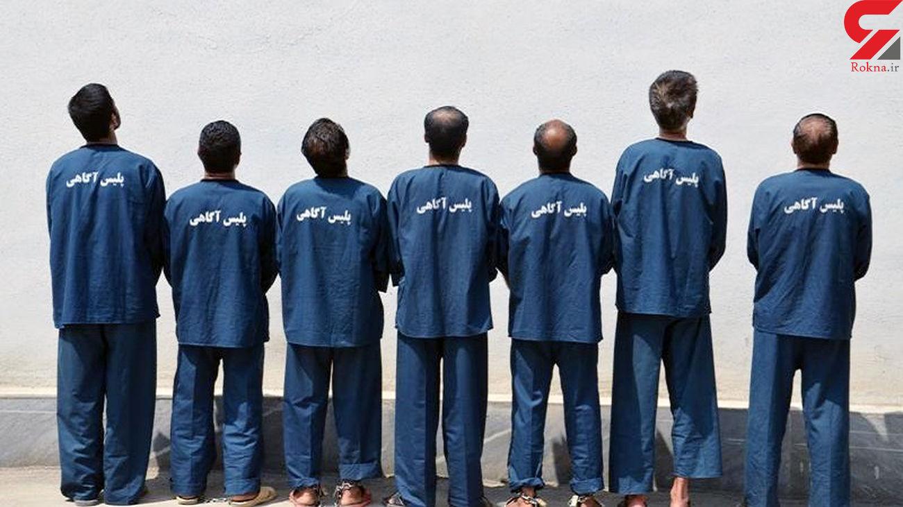 بازداشت 334 سارق حرفه ای در جیرفت