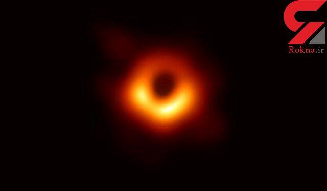 سیاه چاله ای که شاید 55 میلیون سال نوری دیگر زمین را ببلعد!+ عکس