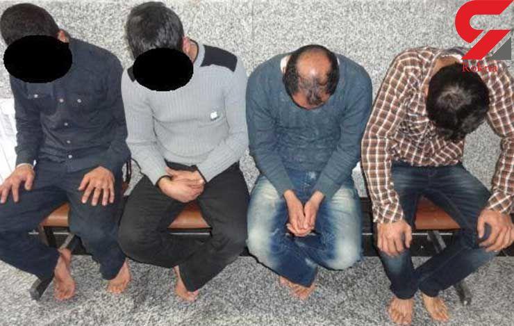 بازداشت اعضای شبکه مخوف آدم ربایی در مشهد