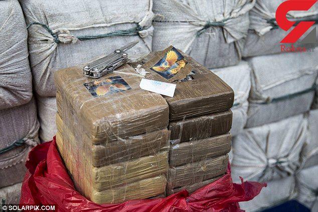 کشف 3 تن کوکائین از یک باند قاچاق انگلیسی