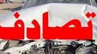سانحه رانندگی در جاده فیروزکوه جان دو نفر را گرفت