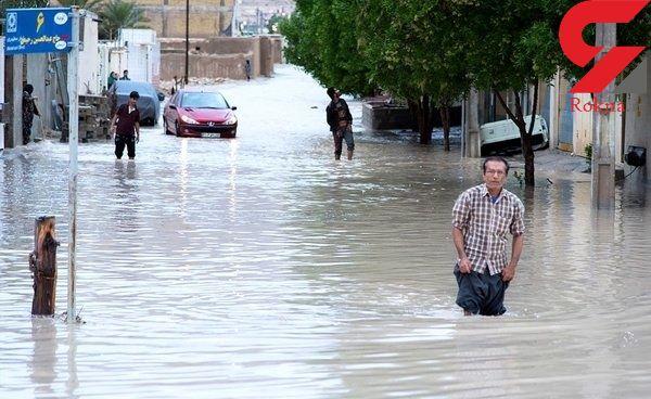 اخطاریه سازمان هواشناسی نسبت به سیلاب ناگهانی در استانهای خزر