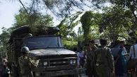 نظامیان میانمار به خبرنگاران و گزارشگران نیز رحم نکردند