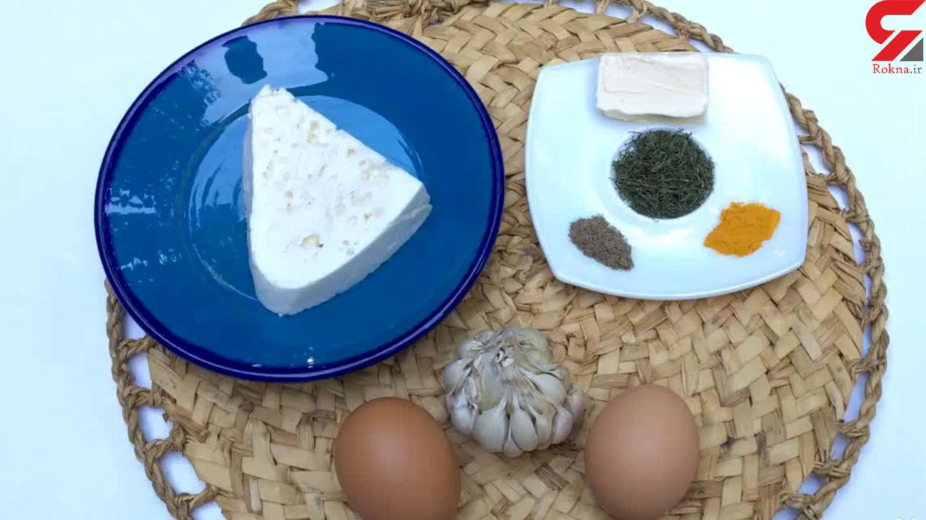 صبحانه تخم مرغ و پنیر باهم نخورید!