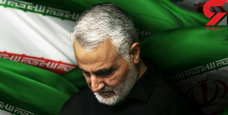 فیلم محرمانه دیده نشده از سردار سلیمانی پیش از شهادت + فیلم