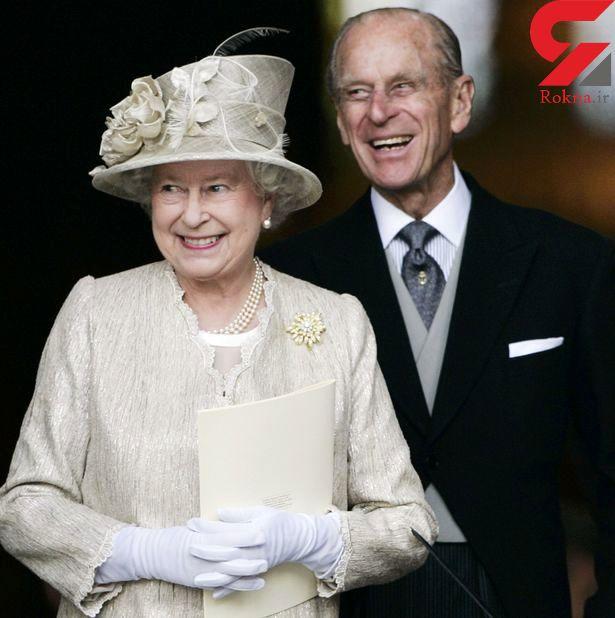 راز کیف سیاه رنگ ملکه انگلیس لو رفت + عکس