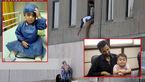 پسربچه معروف حادثه تروریستی تهران در انتظار عمل  + عکس