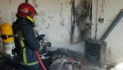انفجار مهیب گاز در ساوه 5 نفر را روانه بیمارستان کرد