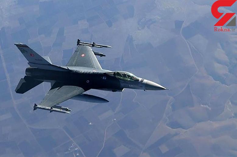 فوری / حمله جنگندهها به مناطق کرد نشین عراق