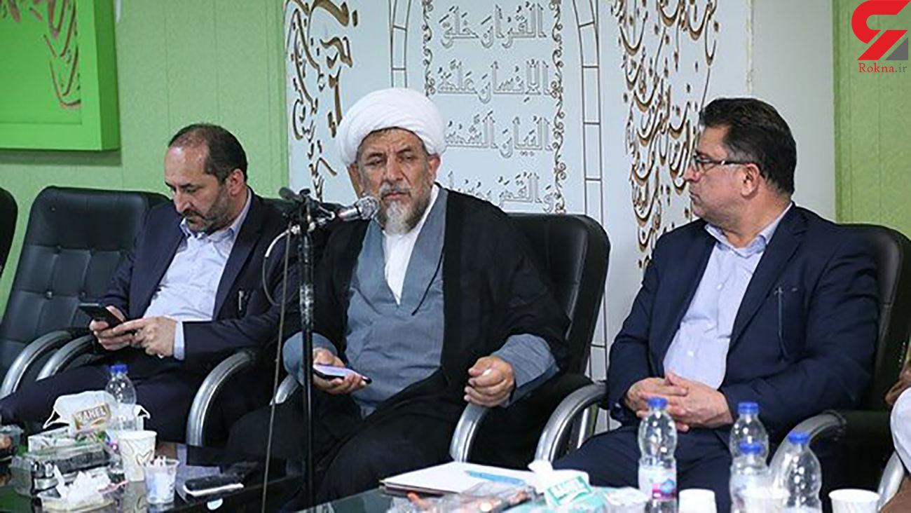 حجت الاسلام قدرتی : کاهش جمعیت کیفری نباید شعار باشد