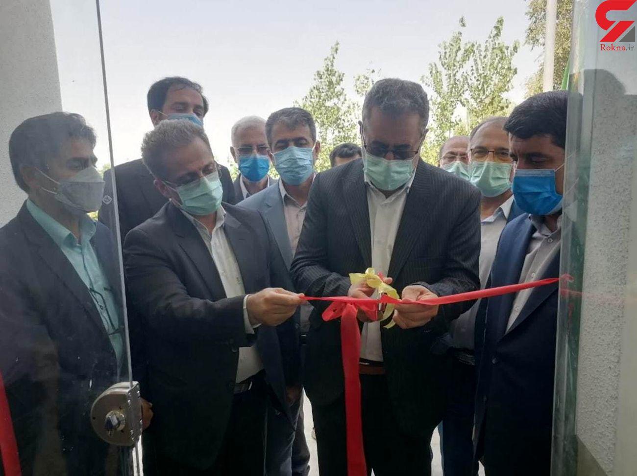 دبیرستان سه کلاسه شهدای بانک ملی بندپی شرقی افتتاح شد