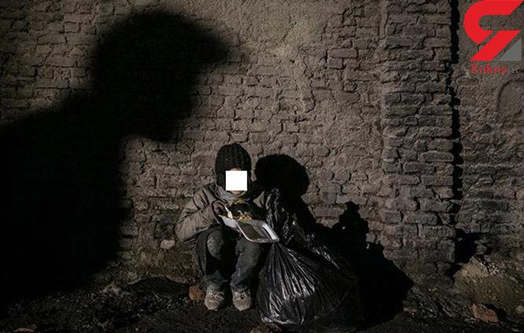 رازهای ناگفته 4 سال کارتن خوابی یک دختر جوان