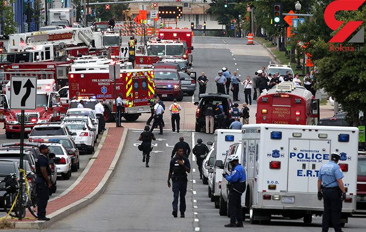 5 کشته و مجروح در تیراندازیهای واشنگتن