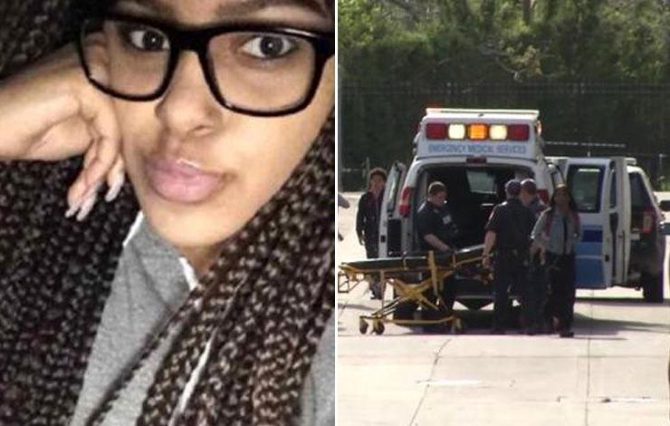 دختر 16 ساله به خاطر یک پسر همکلاسی اش را کشت / قربانی رقیب عشقی بود! +عکس